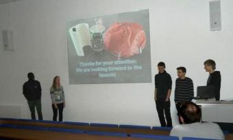 Præsentation af CanSat projektet