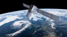 ESA's ADM-Aeolus wind mission. Image credit: ESA/ATG medialab